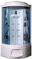 Душевая кабина Saniteco SN-S3-90D-D -