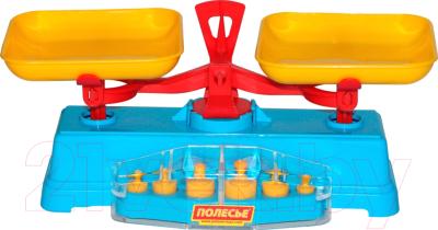 Весы игрушечные Полесье Весы / 53770