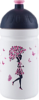 Бутылка для воды Healthy Bottle Девочка с зонтом VO50274 -