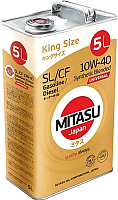 Моторное масло Mitasu Universal SL/CF 10W40 / MJ-125-5 (5л) -