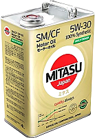 Моторное масло Mitasu Moly-Trimer SM 5W30 / MJ-M11-4 (4л) -