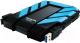 Внешний жесткий диск A-data DashDrive Durable HD710 Pro 1TB Blue (AHD710P-1TU31-CBL) -