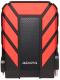 Внешний жесткий диск A-data DasDrive Durable HD710 Pro 1TB Red (AHD710P-1TU31-CRD) -