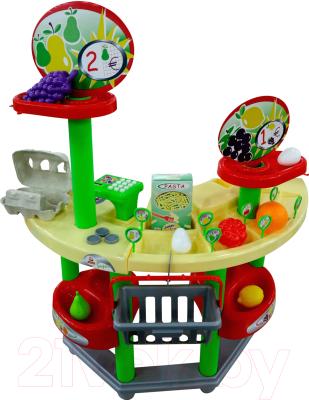 Магазин игрушечный Полесье Supermarket №1 / 42965