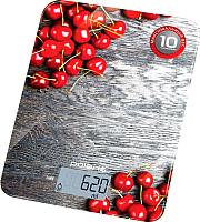 Кухонные весы Polaris PKS1046DG Cherry -
