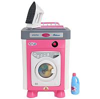 Комплект бытовой техники игрушечный Полесье Carmen №2 со стиральной машиной / 57907 (в коробке) -