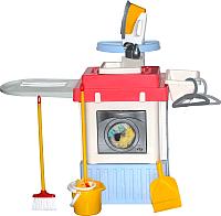 Комплект бытовой техники игрушечный Полесье Infinity Premium №1 / 42330 -