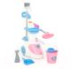 Пылесос игрушечный Полесье Помощница №5 / 54999 (в пакете) -
