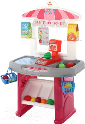 Магазин игрушечный Полесье Супермаркет / 58614