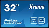 Информационная панель Iiyama ProLite LE3240S-B1 -