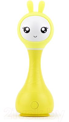 Интерактивная игрушка Alilo Умный зайка R1 / 60907 (желтый)