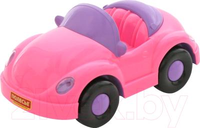 Автомобиль игрушечный Полесье Автомобиль Вероника / 4809