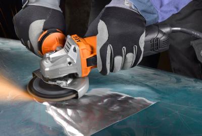 Профессиональная угловая шлифмашина AEG Powertools WS 13-125 SXE (4935451309)