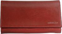 Портмоне Bellugio ZD-02-064M (красный) -