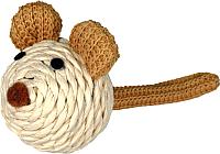Игрушка для кошек Trixie Мышь 45758 -