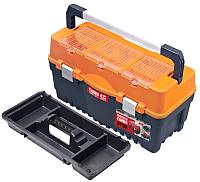 Ящик для инструментов Patrol Formula S700 Carbo (оранжевый, 595x289x328) -