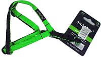 Шлея Ami Play Fusion L (40x75x2, зеленый) -