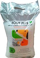 Наполнитель для туалета Four Pets TUZ006 (8л) -