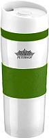 Термокружка Peterhof PH-12418 (зеленый) -