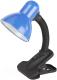 Настольная лампа ЭРА N-102-E27-40W-BU / C0041426 (синий) -