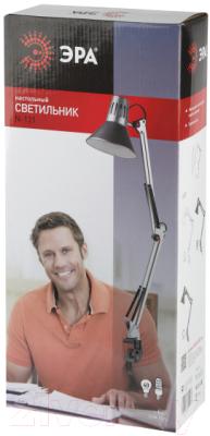 Настольная лампа ЭРА N-121-E27-40W-W / C0041455 (белый)