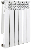 Радиатор биметаллический Rommer Optima Bm 500 (3 секции) -