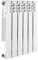 Радиатор биметаллический Rommer Optima Bm 500 (6 секций) -
