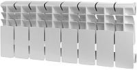 Радиатор алюминиевый Rommer Plus 200 (2 секции) -