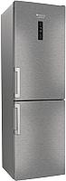 Холодильник с морозильником Hotpoint-Ariston HFP 8202 XOS -