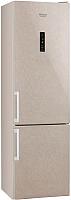 Холодильник с морозильником Hotpoint-Ariston HFP 8202 MOS -