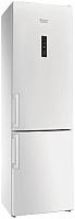 Холодильник с морозильником Hotpoint-Ariston HFP 8202 WOS -