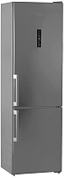 Холодильник с морозильником Hotpoint-Ariston HFP 7200 XO -