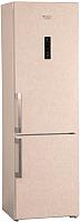Холодильник с морозильником Hotpoint-Ariston HFP 7200 MO -