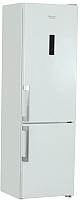 Холодильник с морозильником Hotpoint-Ariston HFP 7200 WO -