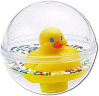 Игрушка для ванной Fisher-Price Веселая уточка / DVH21/75676 -