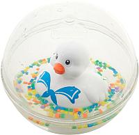 Игрушка для ванной Fisher-Price Веселая уточка / DVH21/DRD81 -