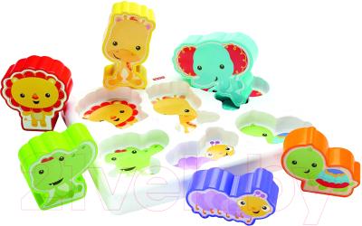 Развивающая игрушка Fisher-Price Сортер Веселые животные / CMY38