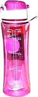 Шейкер спортивный No Brand XL-1719 (розовый) -