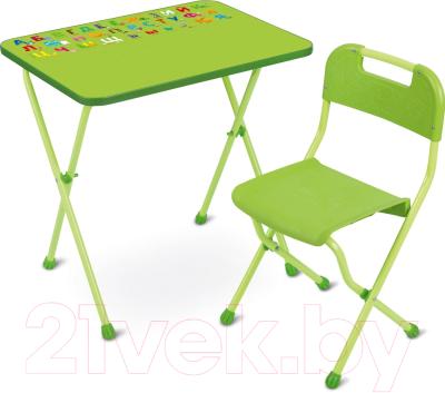 Комплект мебели с детским столом Ника КА2 Алина