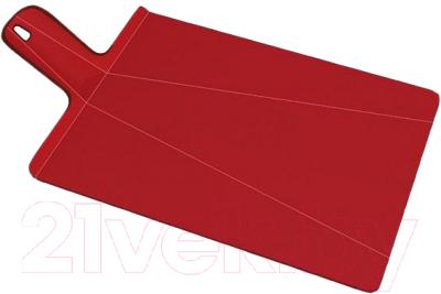 Разделочная доска Joseph Joseph Chop2Pot Plus Large 60042 (красный)