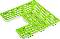 Подложка для раковины Joseph Joseph Sink Saver 85036 (зеленый/белый) -