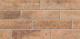 Плитка Belani Брик матовый коричневый (300x600) -