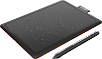 Графический планшет Wacom One by Wacom Small / CTL-472 -