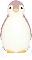 Интерактивная игрушка Zazu Пингвиненок Пэм / ZA-PAM-03 (розовый) -