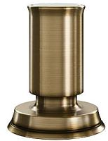 Ручка управления клапаном-автоматом Blanco 521295 (полированная латунь) -