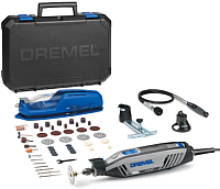 Профессиональный гравер Dremel 4300JD / 4300-3/45 (F.013.430.0JD) -