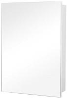 Шкаф с зеркалом для ванной Аква Родос Декор 55 / OP0000561 -