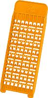 Терка кухонная Borner Baby-Grater 3000025 (оранжевый) -