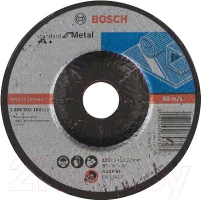 Обдирочный круг Bosch 2.608.603.182