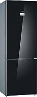 Холодильник с морозильником Bosch KGN49SB3AR -